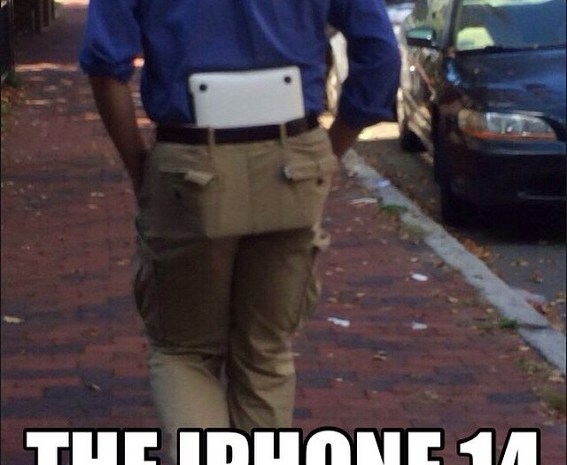 More like an extra chair! #iphone #14 #phones #habal