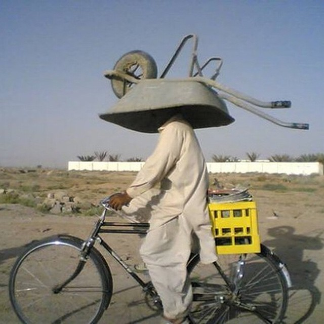 #safetyfirst #helmet #bicycle #HabaLdotCom #هبل_دوت_كوم