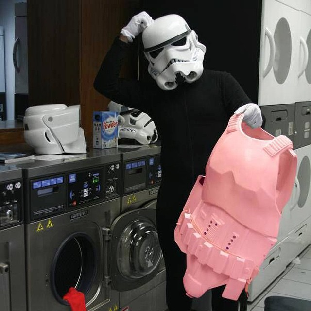 #laundry #starwars #colors #oops #habal