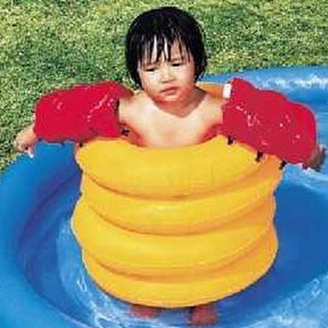 #children #swimming #fail #habal #هبل #HabaLdotCom #هبل_دوت_كوم