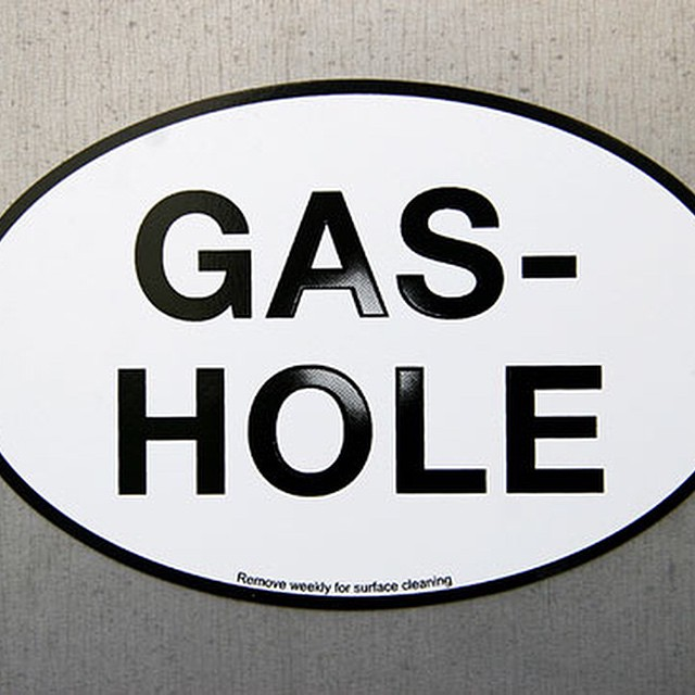 So many meanings so little space to write it in! #gashole #gas #ahole #hole #sticker #habal #هبل #HabaLdotCom #هبل_دوت_كوم