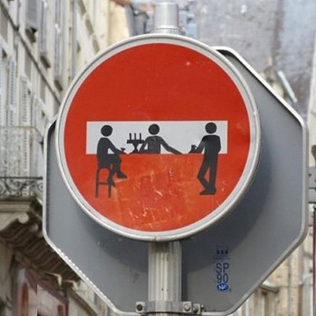#roadsigns #art #habal