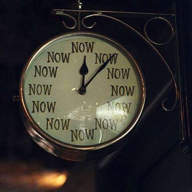 What #time is #now #habal