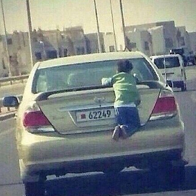 #mini #stunt #driver #parenting #fail #habal #هبل #HabaLdotCom #هبل_دوت_كوم