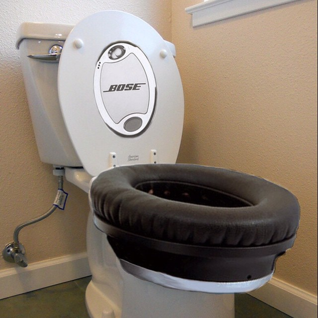 #sound #system for your #needs #toilet #win #habal #هبل #HabaLdotCom #هبل_دوت_كوم