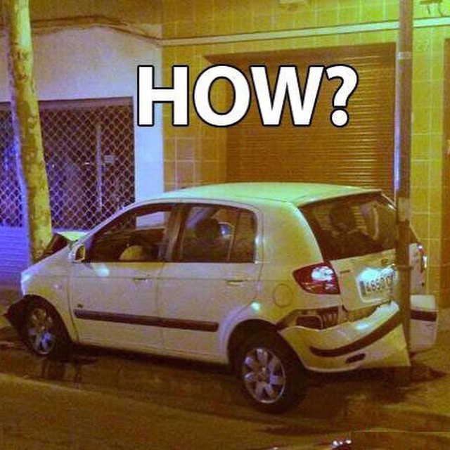 #onequestion #how #accident #fail #habal #هبل #HabaLdotCom #هبل_دوت_كوم
