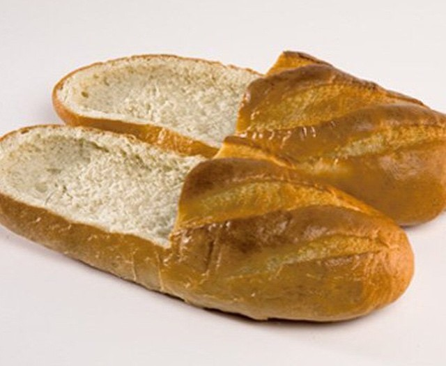 #eat your #shoes #bread #habal #هبل #HabaLdotCom #هبل_دوت_كوم
