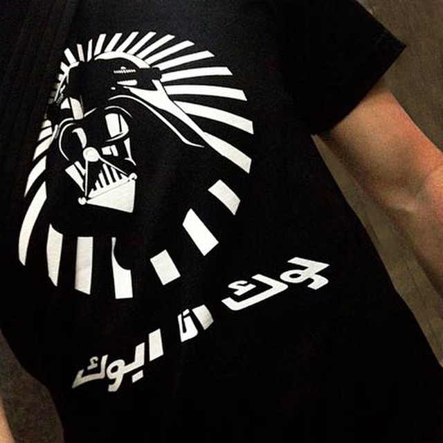 #arabic #starwars #tshirt #luke #father #darth #habal #هبل #HabaLdotCom #هبل_دوت_كوم