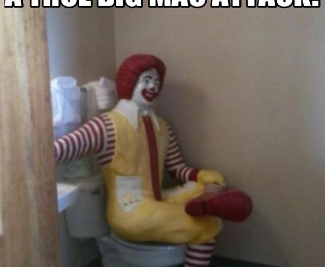#mac #attack #toilet #habal #هبل #HabaLdotCom #هبل_دوت_كوم