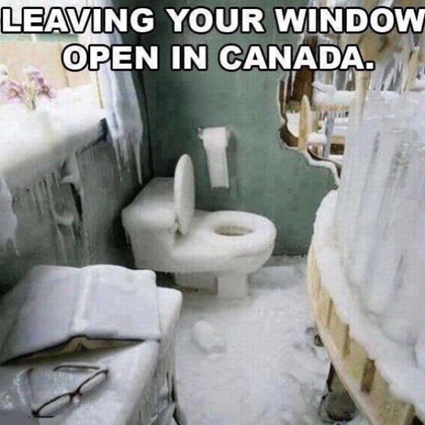 #open #window #canada #cold #winter #fail #habal #هبل #HabaLdotCom #هبل_دوت_كوم