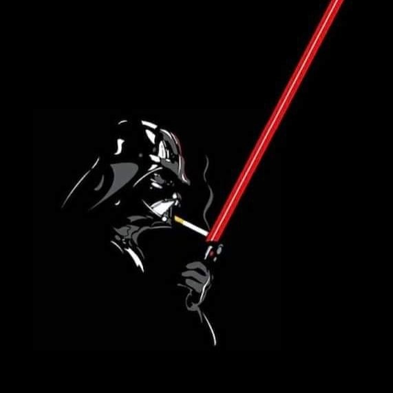 #real #purpose of #lightsaber by #darthvader #starwars #habal #هبل #habaldotcom