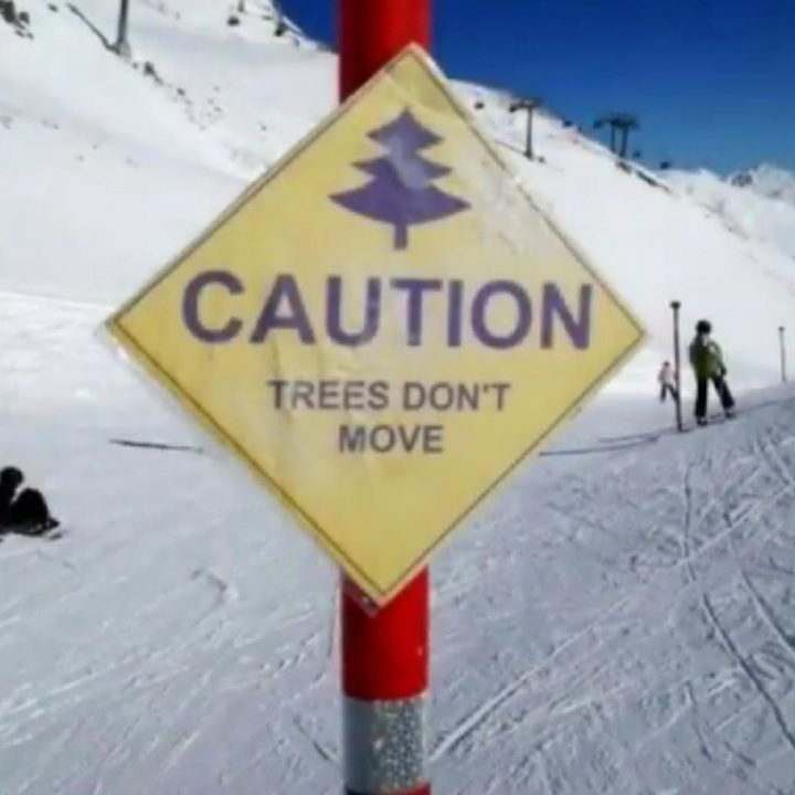 #caution #treesonthemovd #signs #fail #habal #هبل #habaldotcom